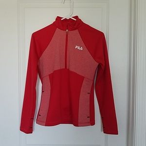 Fila res sweater